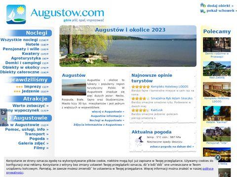 Augustów noclegi