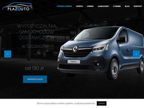 PLAZA skup samochodów dostawczych