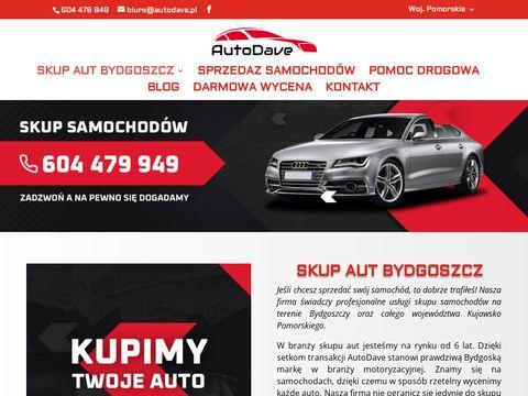 AutoDave 鈥� sprzeda偶 i skup aut w Bydgoszczy
