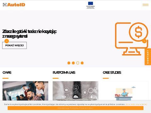 Automatyczna identyfikacja - AutoID Polska