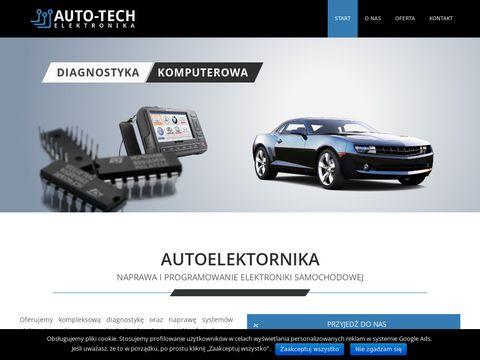 Usuwanie DPF Auto-Tech Rzeszów