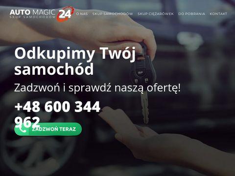 AutoMagic24 | Skup samochodów bielsko
