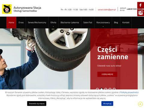Autoserwispzm.pl auto klimatyzacja lublin
