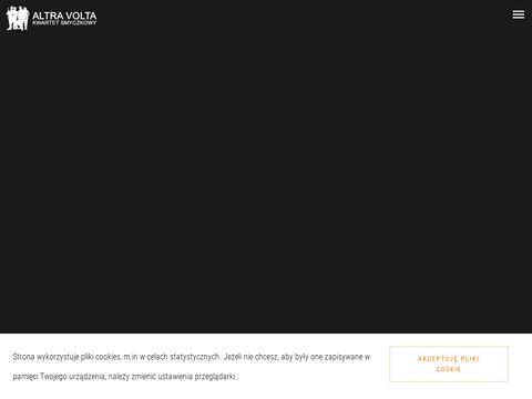 Altra Volta kwartet smyczkowy