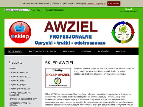 AW-ZIEL - Usługi Ogrodnicze Warszawa