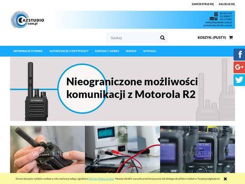 AZSTUDIO radiotelefony hyt