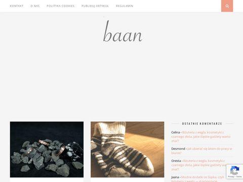 Baan.pl - porady modowe