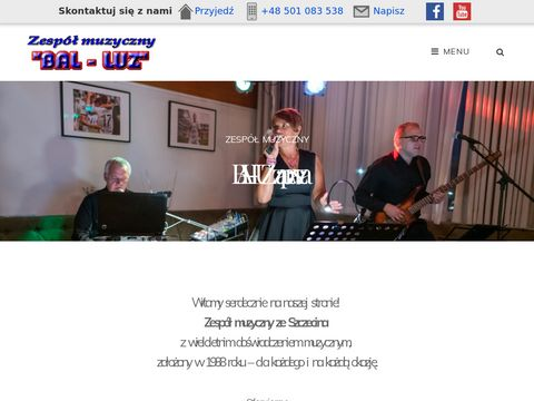 Zesp贸艂 muzyczny BAL-LUZ