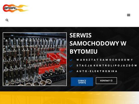 BAMAL serwis samochod贸w dostawczych Bytom
