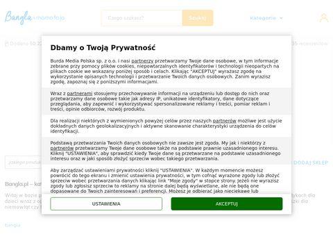 bangla.pl - produkty dla dzieci, recenzje, opinie