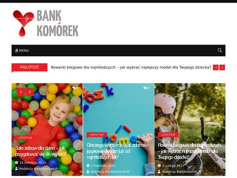 Bank Kom贸rek: Szko艂a rodzenia Pozna艅