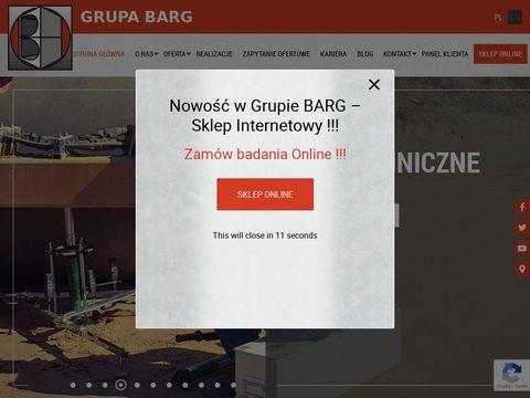 GRUPA BARG badania gruntu
