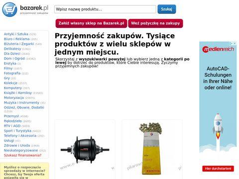 Bazarek.pl - Tysi膮ce produkt贸w w jednym miejscu