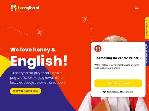 Be English - Szkoła języka angielskiego w Miasteczku Śląskim