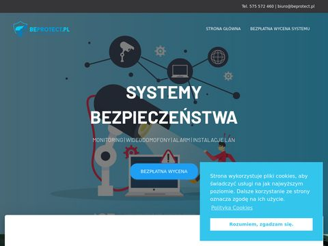 Monitoring Rzesz贸w - BeProtect.pl