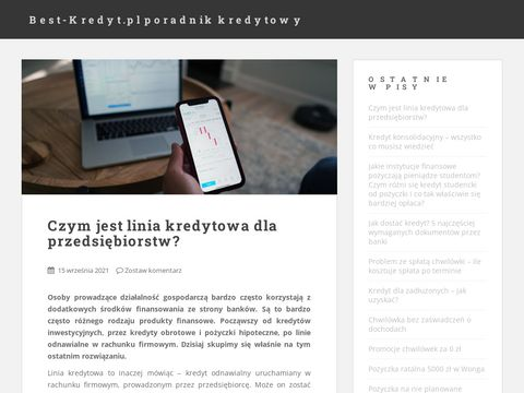 Best-Kredyt.pl porady finansowe