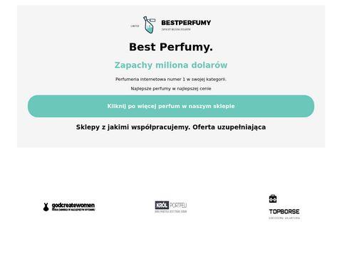 Www.bestperfumy.pl - idealne na prezent perfumy