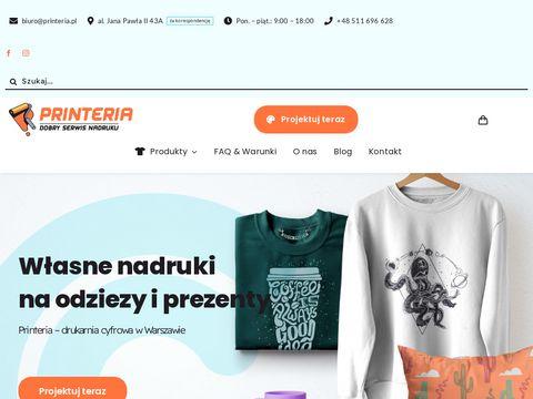 Tonery do drukarek sklep internetowy