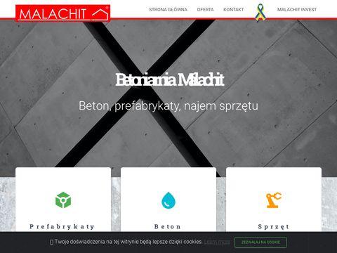 Betoniarniamalachit.pl