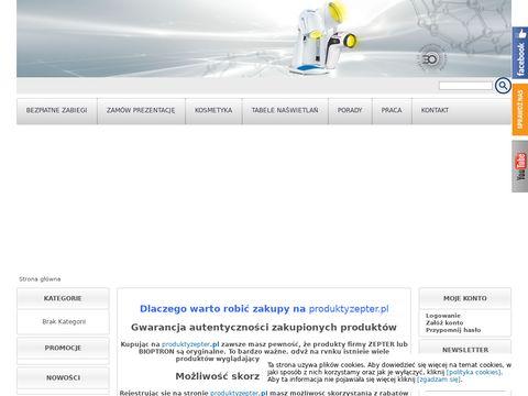 Lampy bioptron - Produkty Zepter - Najtaniej