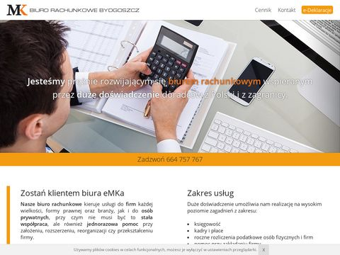 Biuro Rachunkowe eMKa
