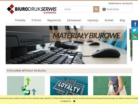 Gadżety reklamowe - biurodrukserwis.com.pl