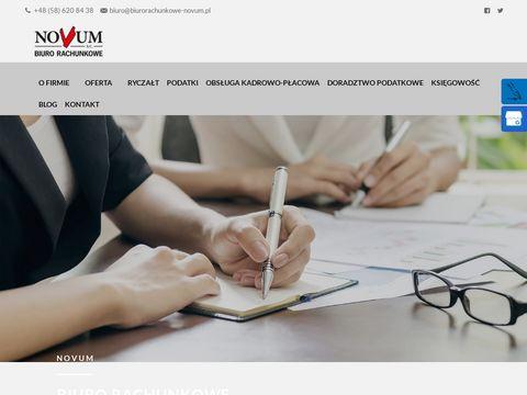 Biurorachunkowe-novum.pl