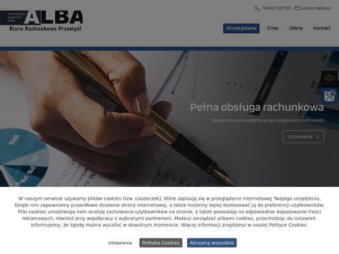 Www.biurorachunkoweprzemysl.pl