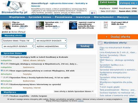 BiznesOferty.pl - nadwyżki, inwestycje, współpraca