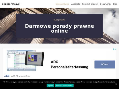 Blizejprawa.pl