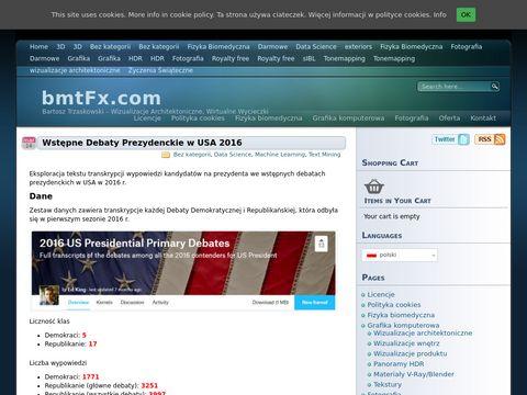 Wizualizacje Architektoniczne bmtFx.com