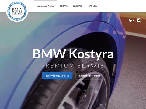 BMW KOSTYRA serwis bmw Tychy