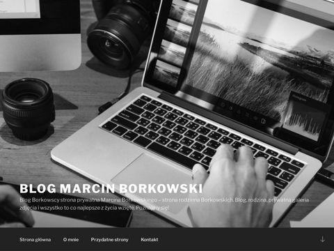 Borkowscy - strona prywatna