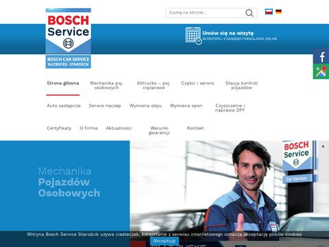 Boschcarservice.com.pl Alltrucks szczecin