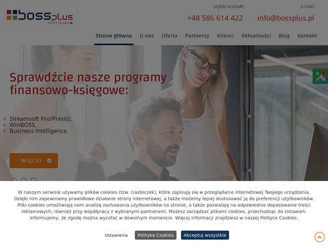 Programy finansowo ksiÄ™gowe dla firm - Boss Plus