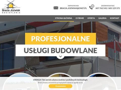 Usługi budowlane Płock