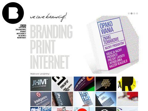 Brandovi.com - studio brandingowe - we love branding!