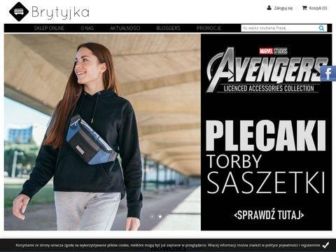 Damskie plecaki hipsterskie - Brytyjka.pl