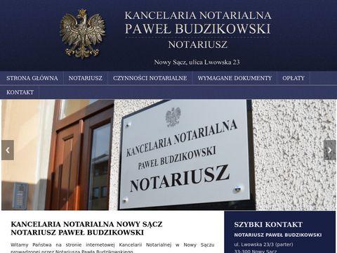 Kancelaria Notarialna Nowy SÄ…cz