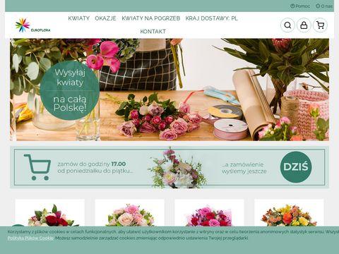 Kwiaciarnia Euroflora