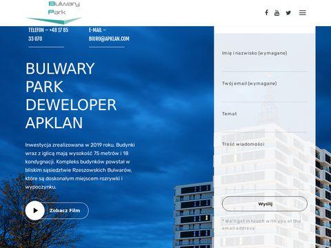 BulwaryPark - mieszkania deweloperskie Rzesz贸w