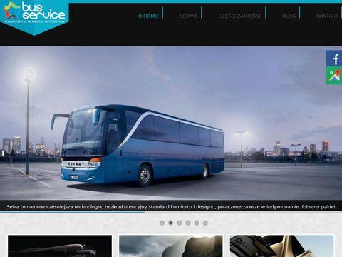 BUS-SERVICE Serwis pogwarancyjny autobus贸w Olsztyn