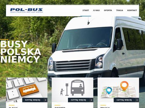 Busy do Niemiec - www.busy-polska-niemcy.com