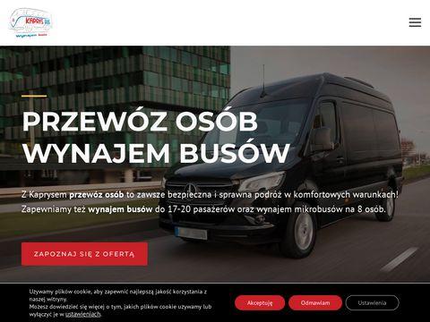 Busy Warszawa