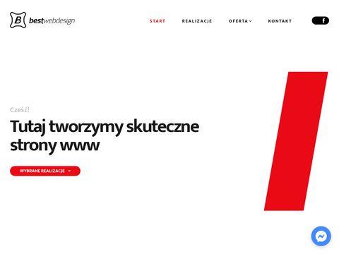Tworzenie stron www Krotoszyn - bwd.pl