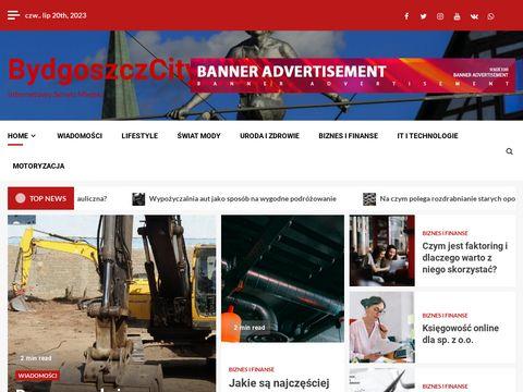 Praca Bydgoszcz, ogłoszenia drobne, oferty nieruchomości