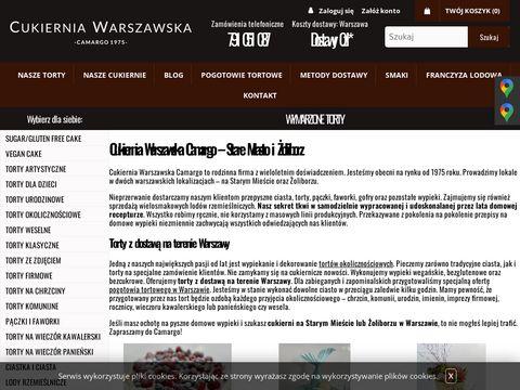 Camargo.com.pl - Torty Dla Dzieci