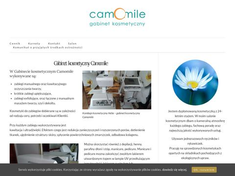 Salon Kosmetyczny Camomile