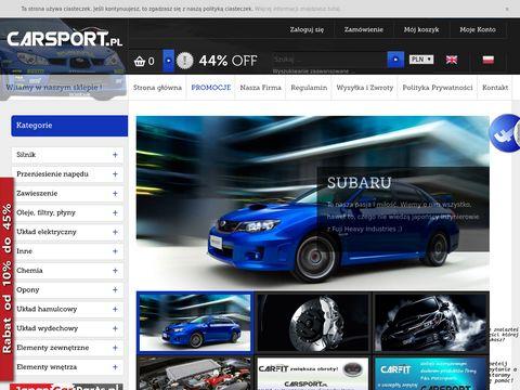 Serwis Subaru