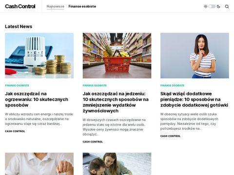 CashControl.pl - kontroluj wydatki